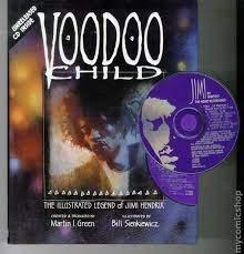 9780878163878: Voodoo Child: The Illustrated Legend of Jimi Hendrix