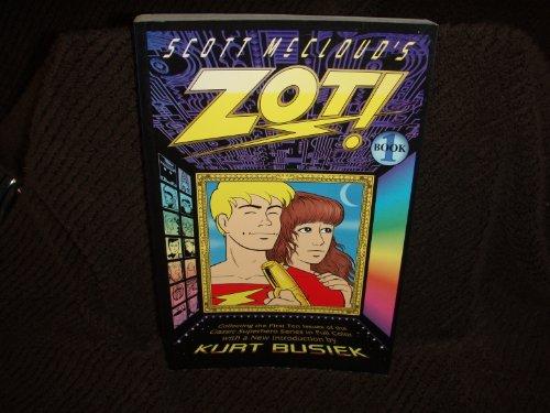 9780878164271: Scott McCloud's Zot, Book 1