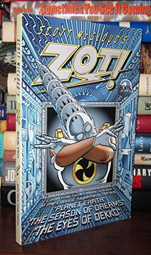 9780878164288: Zot! Book 2, Issues 11-15 & 17-18