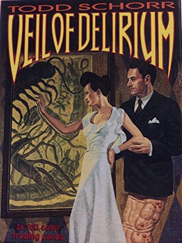 9780878164721: Veil of Delirium T/Cards 9.99