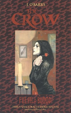 9780878165698: The Crow: Flesh & Blood