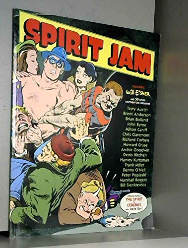 Spirit Jam (0878165762) by Will Eisner