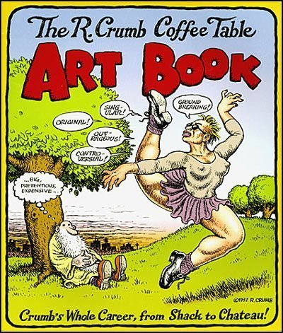 9780878165797: The R. Crumb Coffee Table Art Book