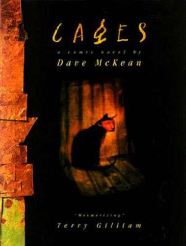 Cages: A Comic Novel (10 Chapters): McKean, Dave