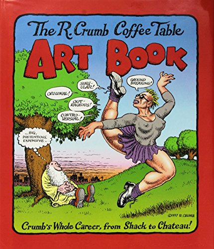 9780878166152: The R. Crumb Coffee Table Art Book - Deluxe Slipcased with Signed Print