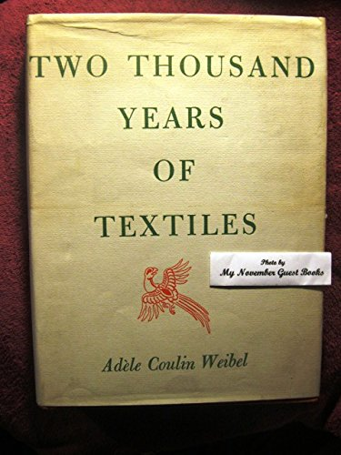 9780878170869: Two Thousand Years of Textiles