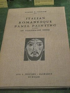 9780878171804: Italian Romanesque Panel Painting: An Illustrated Index