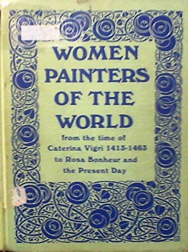 Women Painters of the World - W. Sparrow