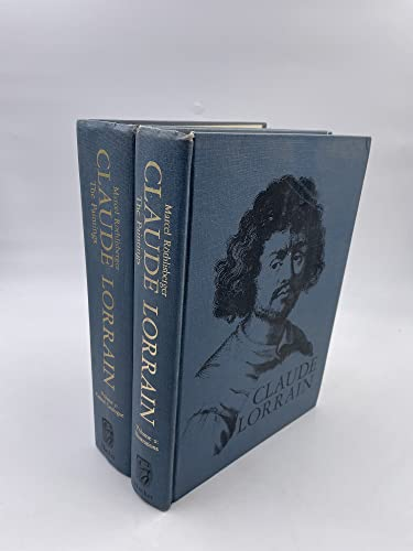 9780878172443: Claude Lorrain the Paintings: volume 1: Critical Catalogue, volume 2: Illustrations