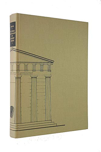 9780878172672: Pictorial Dictionary of Ancient Athens