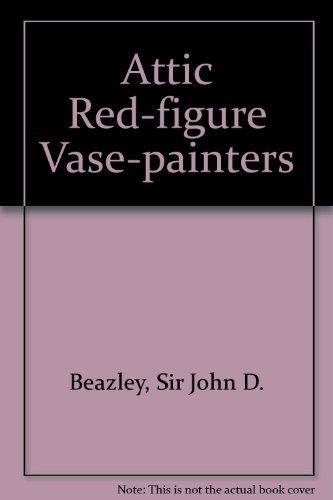 9780878172894: Attic Red-Figure Vase-Painters