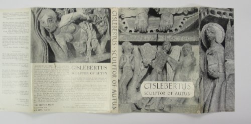 9780878172962: Gislebertus, Sculptor of Autun