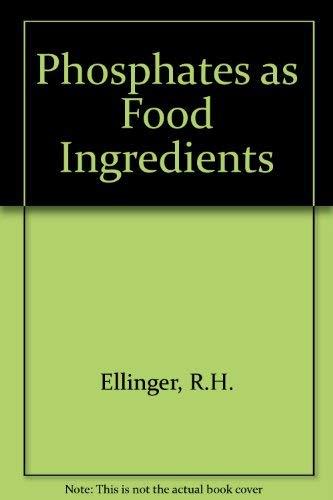 9780878190065: Phosphates As Food Ingredients