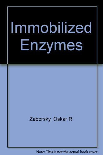 9780878190164: Immobilized Enzymes