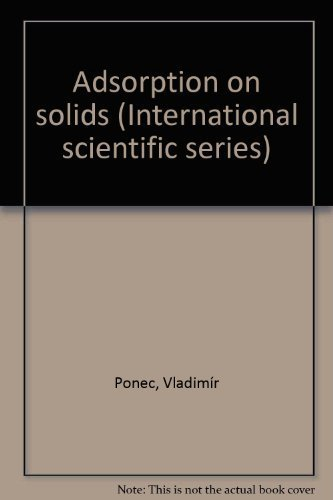 9780878190317: Adsorption on Solids