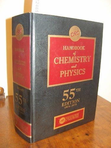 9780878194544: CRC Handbook of Chemistry and Physics