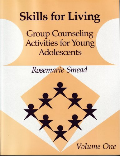 9780878223183: Skills for Living: Group Counseling Activities for Young Adolescents