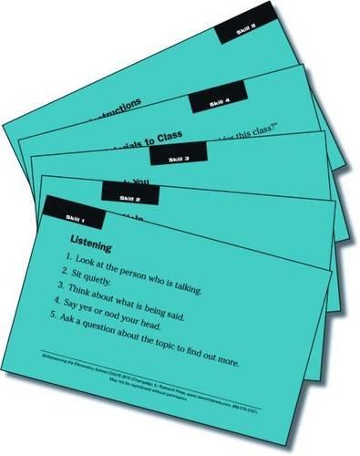 9780878223886: Skillstreaming the Adolescent/Skill Cards
