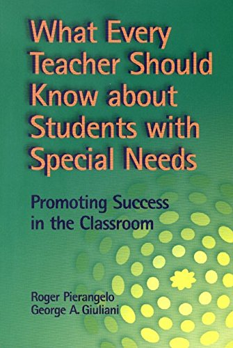 9780878224678: What Every Teacher Should Know About Students With Special Needs: Promoting Success in the Classroom