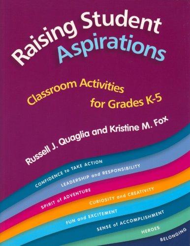 9780878224807: Raising Student Aspirations: Classroom Activities for Grades K-5