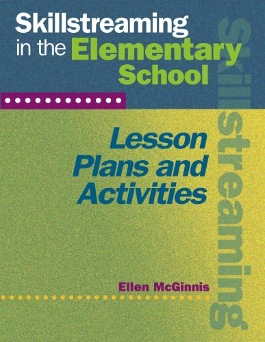 9780878225088: Skillstreaming in the Elementary School: Lesson Plans and Activities