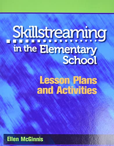 9780878225224: Skillstreaming in the Elementary School: Lesson Plans and Activities