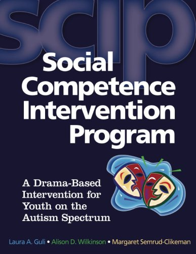 9780878225484: Social Competence Intervention Program (Scip): A Drama-Based Intervention for Youth on the Autism Spectrum
