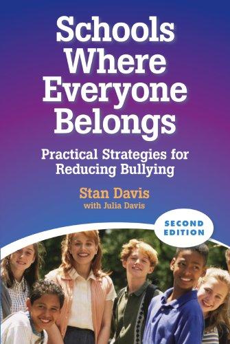 9780878225842: Schools Where Everyone Belongs: Practical Strategies for Reducing Bullying