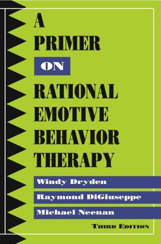 9780878226368: A Primer on Rational Emotive Behavior Therapy