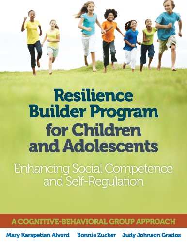 9780878226474: Resilience Builder Program for Children and Adolescents: Enhancing Social Competence and Self-Regulation