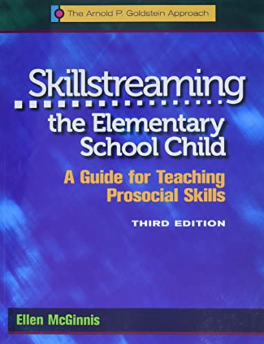 9780878226559: Skillstreaming the Elementary School Child: A Guide for Teaching Prosocial Skills, 3rd Edition (with CD)