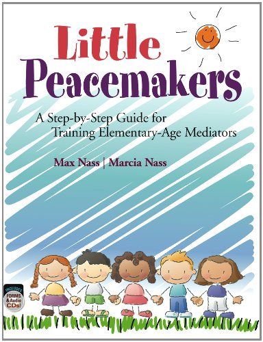 9780878226733: Little Peacemakers: A Step-by-Step Guide for Training Elementary-Age Mediators
