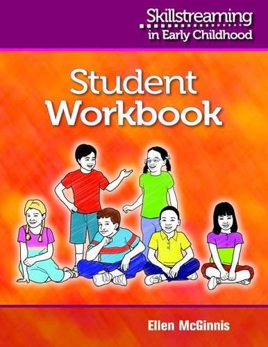 9780878226764: Skillstreaming in Early Childhood Student Workbook (10 Workbooks + Group Leader Guide)