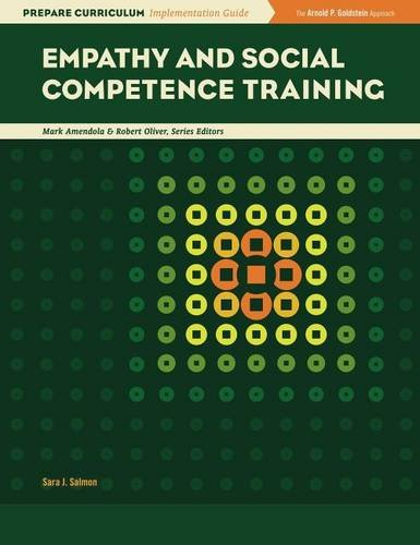 9780878226788: Empathy and Social Competence Training: Prepare Curriculum Implementation Guide
