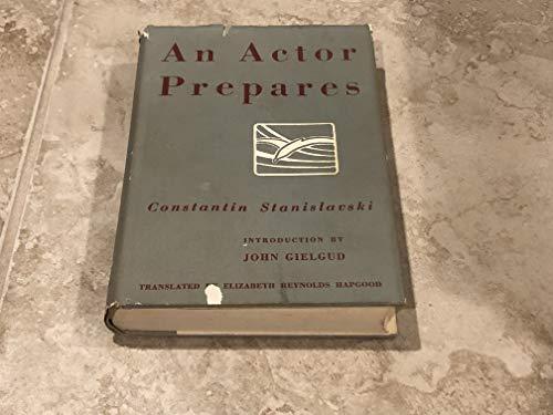 9780878300013: An Actor Prepares