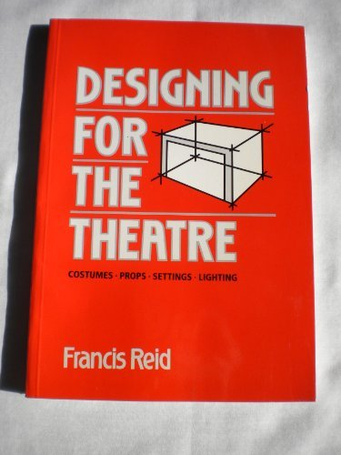 9780878300457: Designing for the Theatre