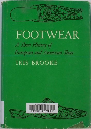9780878300471: Footwear: A short history of European and American shoes