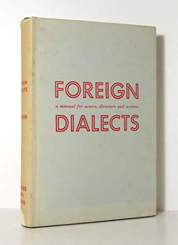 9780878300488: Foreign Dialects