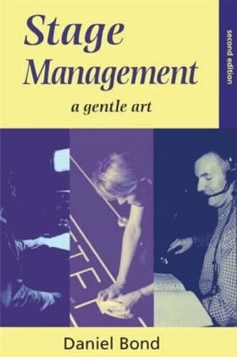 9780878300679: Stage Management: A Gentle Art (Theatre Arts (Routledge Paperback))