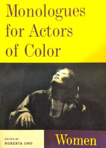 Monologues for Actors of Color: Women: Roberta Uno
