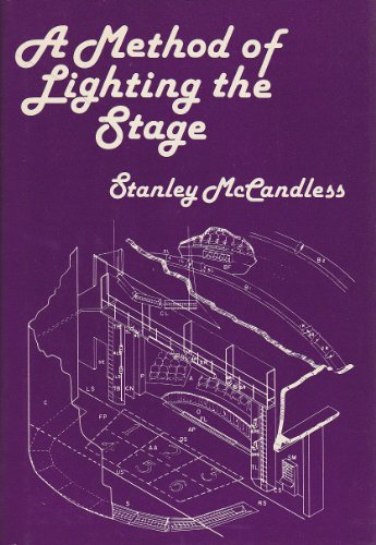 9780878300822: A Method of Lighting the Stage