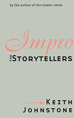 9780878301058: Impro for Storytellers (Theatre Arts (Routledge Paperback))