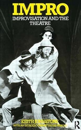 9780878301171: Impro: Improvisation and the Theatre