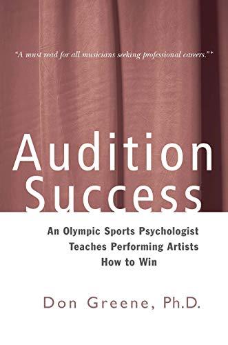 9780878301218: Audition Success (A Theatre Arts Book)