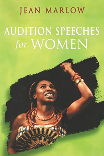9780878301461: Audition Speeches for Women (Theatre Arts (Routledge Paperback))