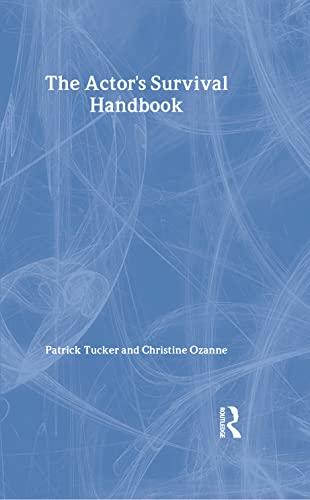 9780878301744: The Actor's Survival Handbook