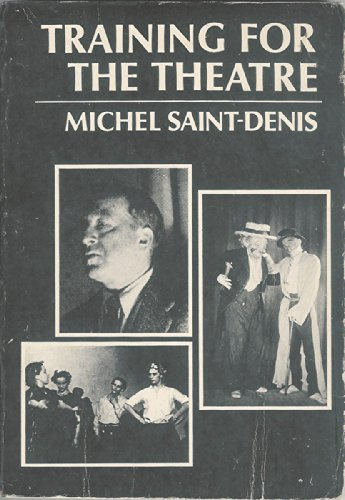 9780878305766: Training for the Theatre: Premises and Promises