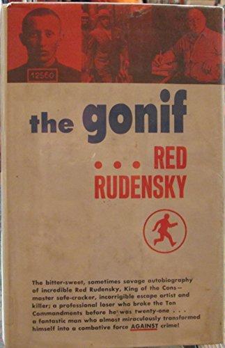 9780878320028: Gonif: Red Rudensky