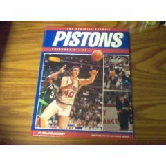 The Detroit Pistons, 1991-92: Lazenby, Roland