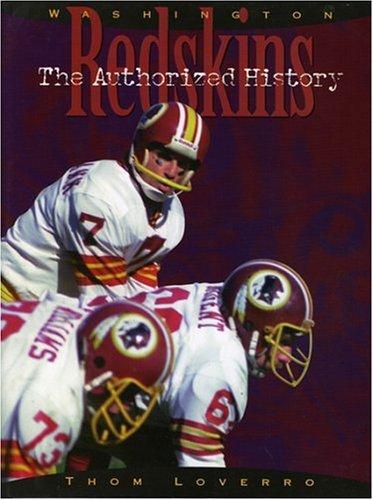 9780878331369: The Washington Redskins: The Authorized History